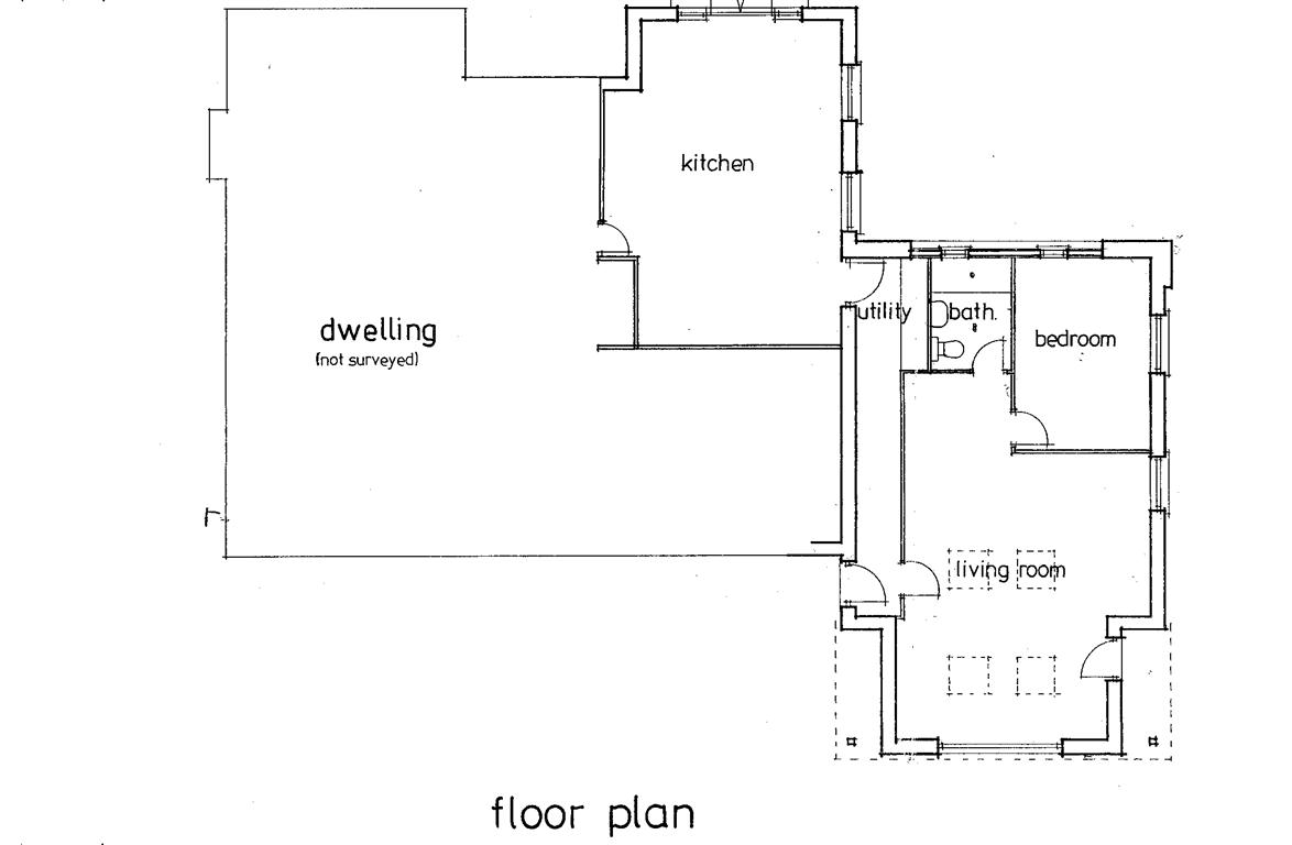 Garage conversion plan 2 garage conversion plan 3 home for Convert image to blueprint online